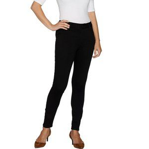 Hot in Hollywood Black Skinny Ankle Jeans XS